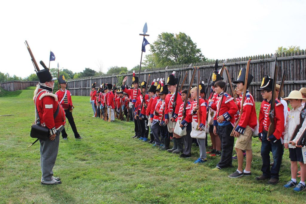 Roles within the Regiments